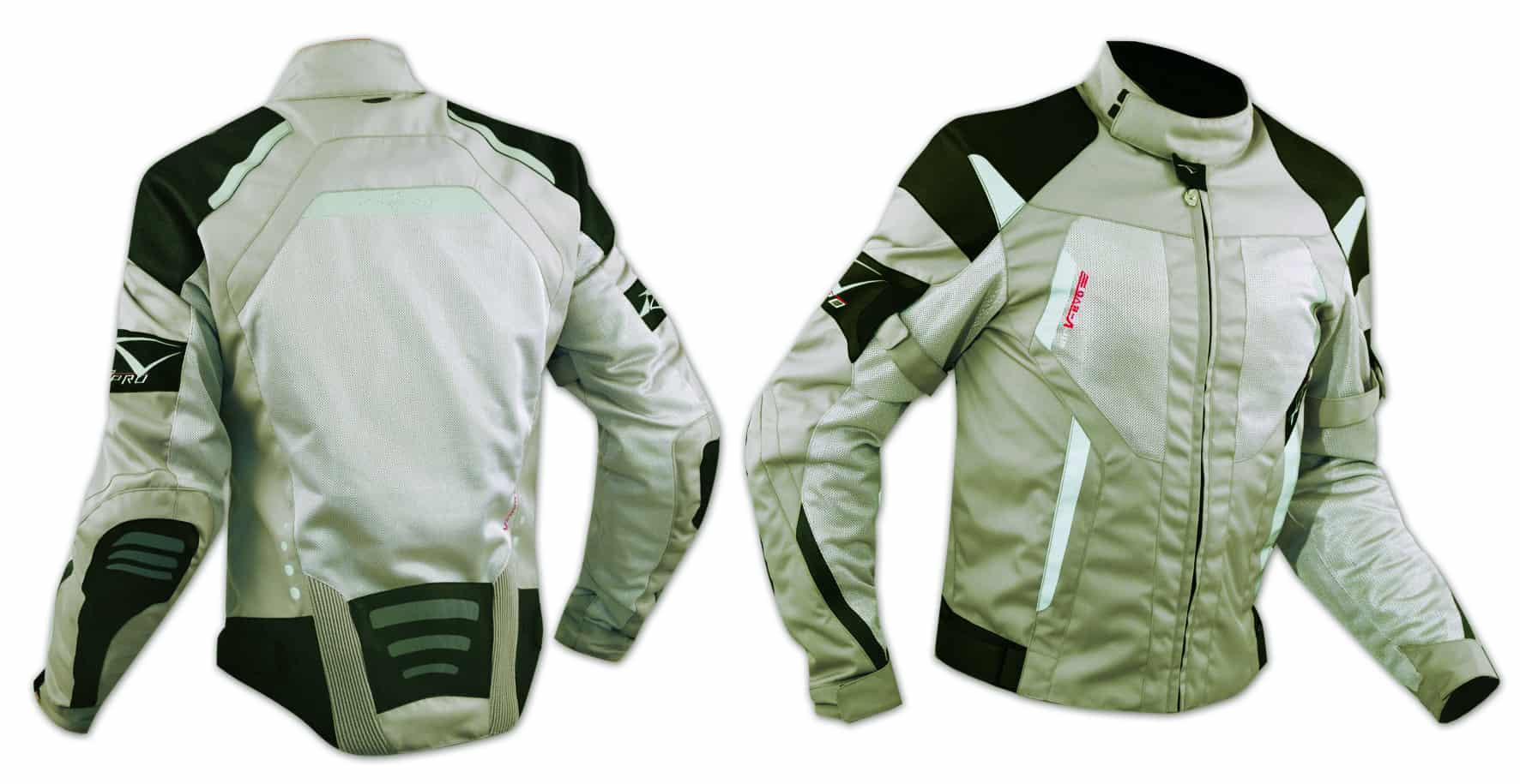A-PRO EVO mod. jacket SCIROCCO_grey