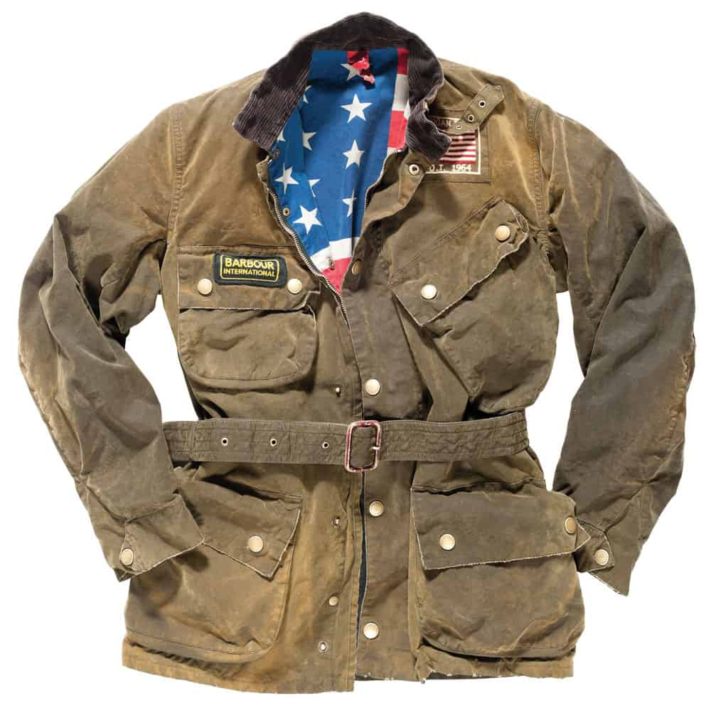 Barbour Giacche Moto