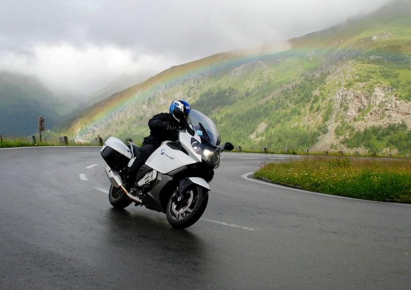 Moto da viaggio: BMW K 1600 GT