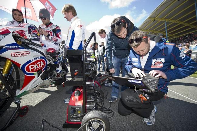 Honda Pata SBK team (1)