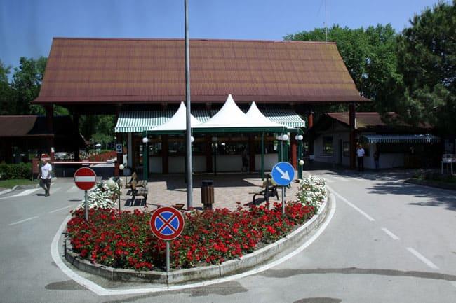 Ingresso Villaggio Isamar