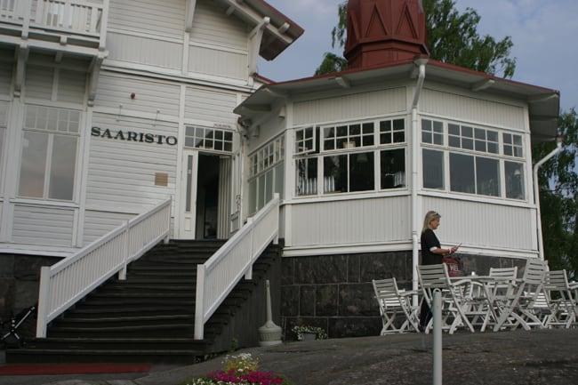 1.2 helsinki saaristo, ristorante sull'isola