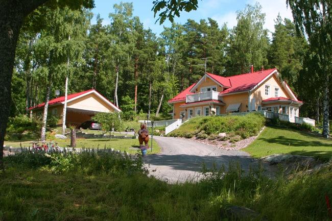 2.3 cottage finlandese
