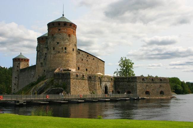 5.2 castello di Olavinlinna
