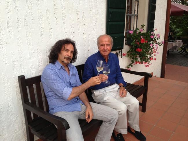Un brindisi con Marco Felluga