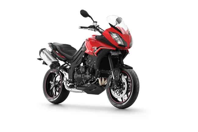 MY14 Tiger Sport Diablo Red Phantom Black F34 <!  :it  >Triumph Tiger Sport 1050<!  :  >