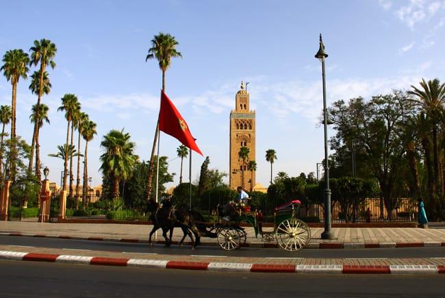 02 minareto koutoubia marrakech
