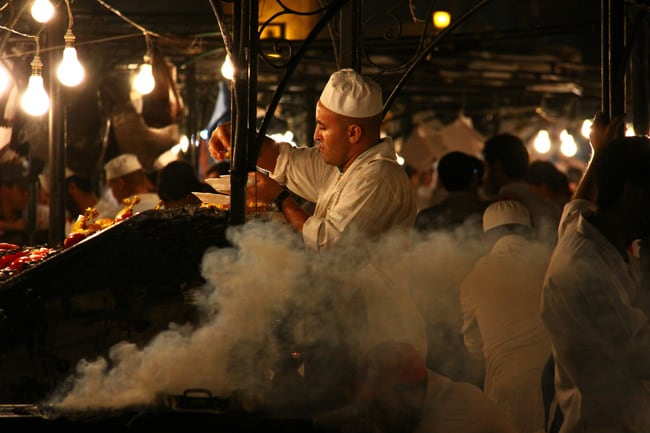 19 Jemaa el Fnaa marrakech