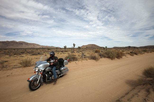Itinerari in moto nel mondo