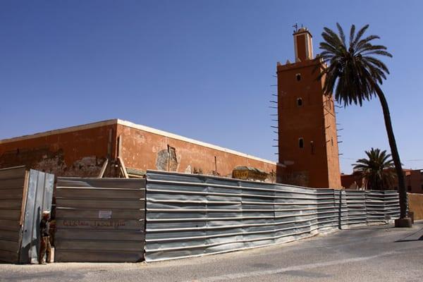 31 minareto moschea tiznit