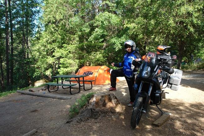 Yosemite park la nostra casa