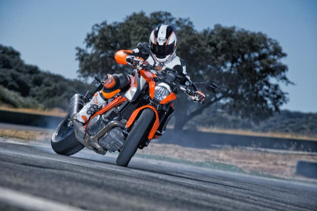 TNT KTM: Super Duke R