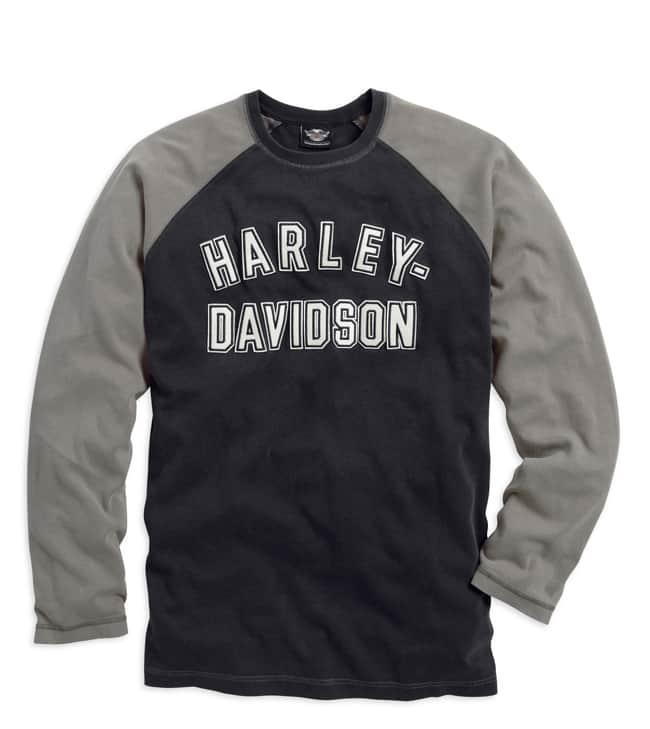 Harley-Davidson Motorclothes Genuine Classics Long Sleeve Tee
