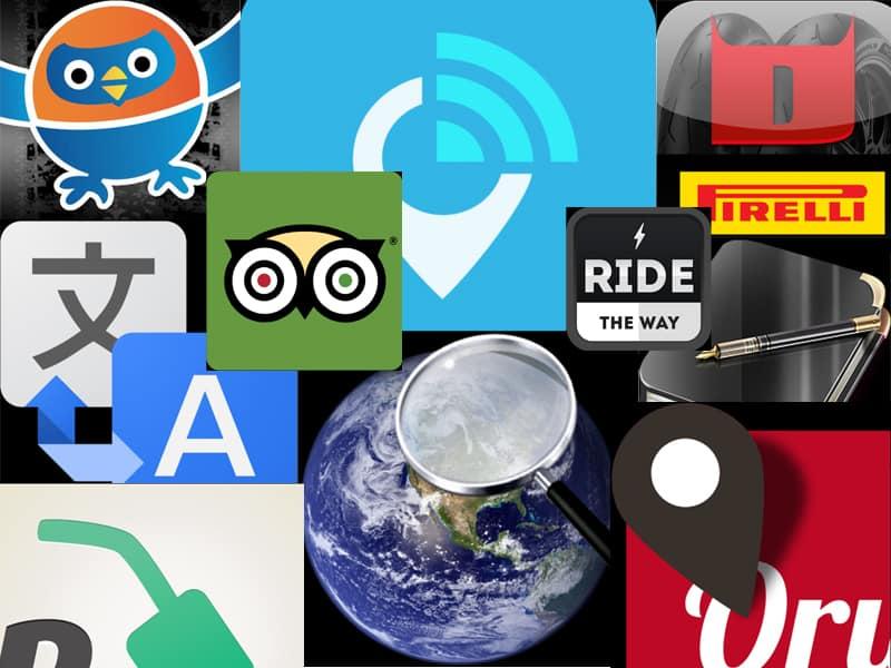 10 migliori Applicazioni di Viaggio gratuite