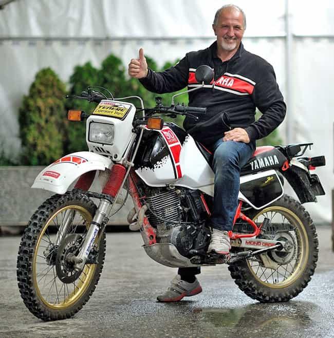 Franco Picco vanta dieci partecipazioni alla Parigi-Dakar negli anni 1980 (miglior risultato un 2º posto nell'88 e nell'89) e due vittorie al Rally dei Faraoni (1986 e 1990).