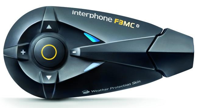 Interphone by Cellular Line INTERPHONEF3MC, l'interfono per la coppia che viaggia e che vuole gestire in autonomia tuttele funzioni del proprio smartphone.