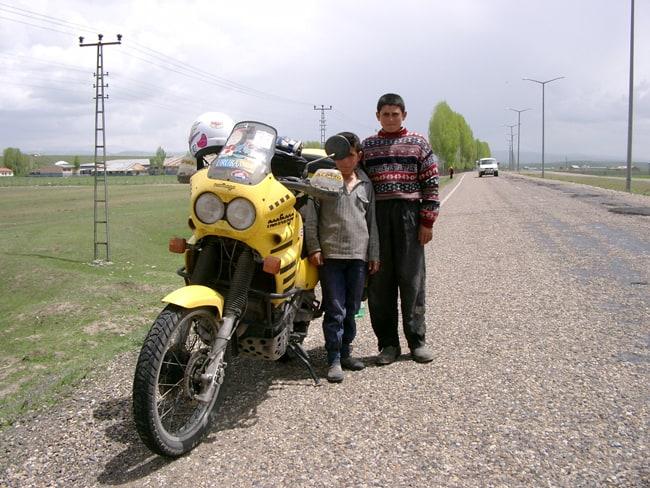 Turchia bambini Curdi
