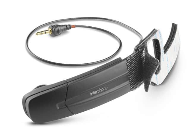 Il microfono del sistema Auricolari Pro Sound