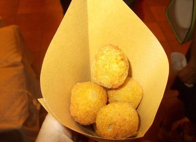 Quelli delle cucine di strada - Olive Ascolane