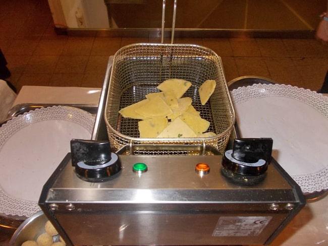 Quelli delle cucine di strada - Panelle Siciliane