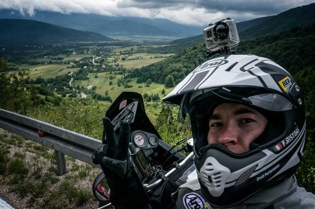 In moto in Giappone, Sognando Oriente - I° Report