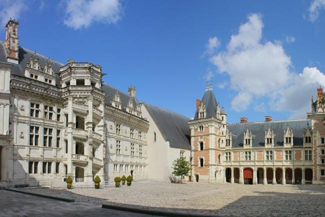 Eventi nei castelli di Francia Château Royal de Blois