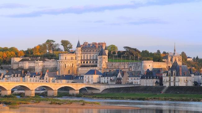 Eventi nei castelli di Francia Château royal d'Amboise.