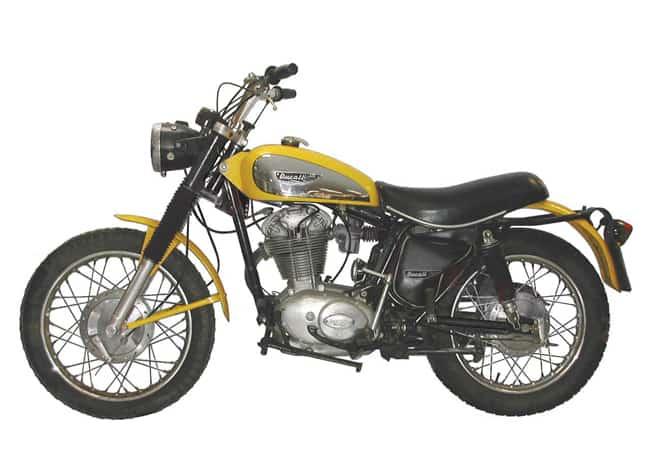 Ducati Scrambler 350 1973