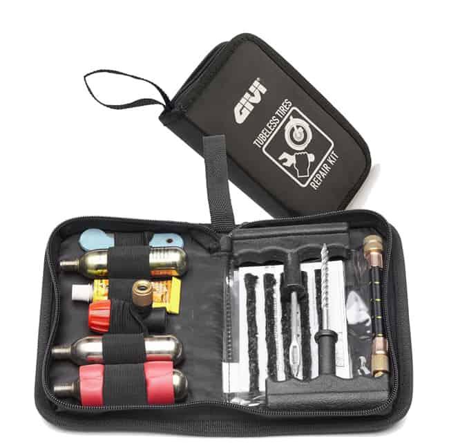Imprevisti in moto: ecco le soluzioni di GIVI. S301 First aid kit.