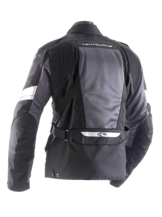 Ventouring senza kit Airbag