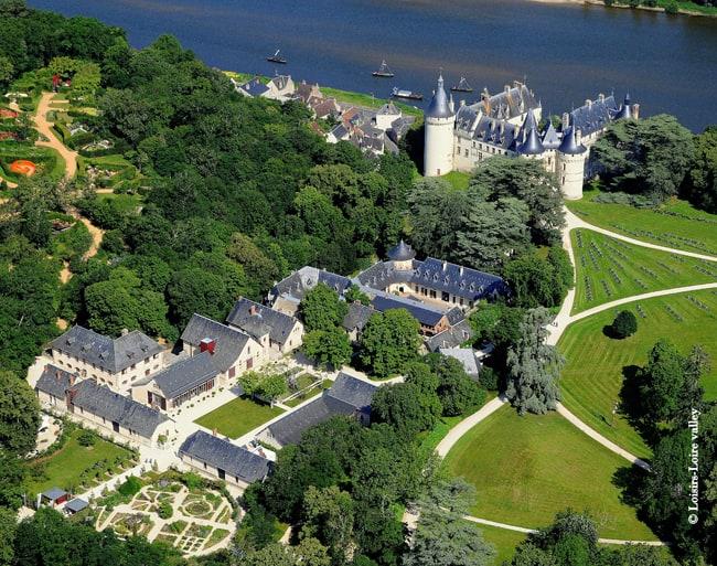 Eventi nei castelli di francia tutto il fascino della storia - Jardins chaumont sur loire ...