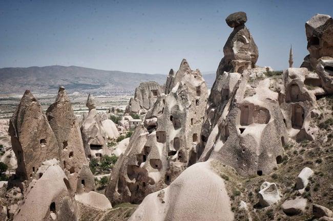 Cappadocia in moto: le immagini di Francesco Ristori