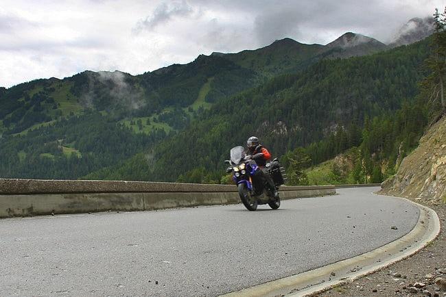 Yamaha XT 1200 Z Super Ténéré: Prova