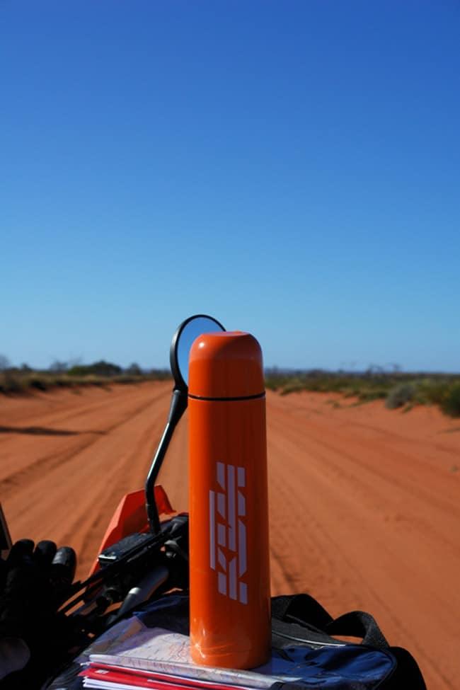 L'Australia in moto
