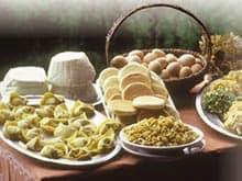 I tortellini regnano nella cucina di Modena