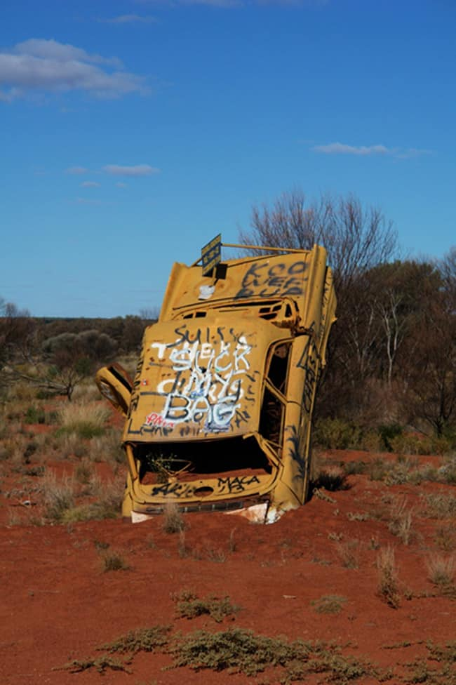 L'Australia in moto: Outback