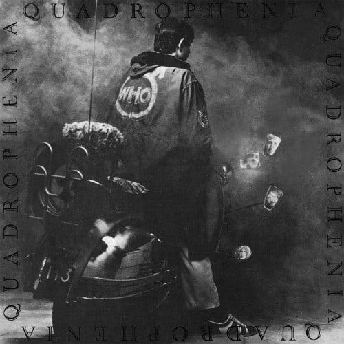 La copertina del disco Quadrophenia