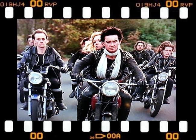 I rockers in viaggio nel film Quadrophenia