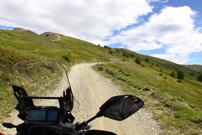 Val di Susa e Val Chisone: dove osano le ruote. Strada dell'Assietta