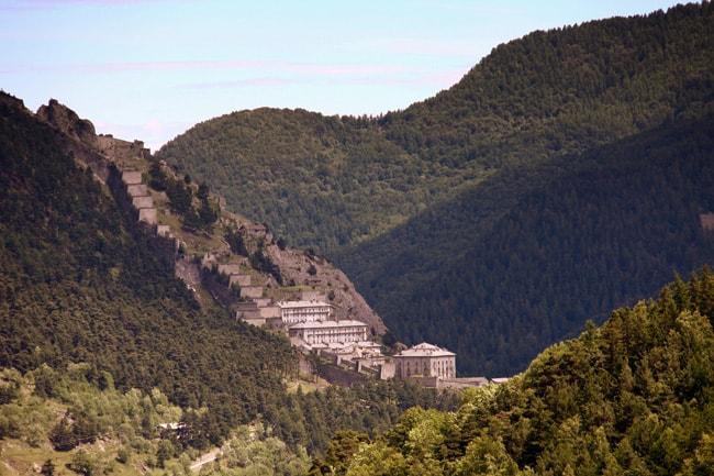 Val di Susa e Val Chisone: dove osano le ruote. l Forte di Fenestrelle