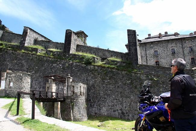 Forte di Fenestrelle fu edificato tra il XVIII-XIX secolo