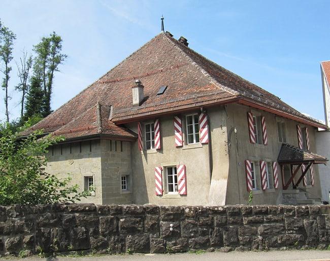 Ristorante Auberge de Montheron - Losanna (Svizzera)