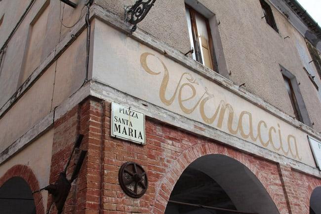 Viaggio nei segreti della Vernaccia - Serrapetrona (Macerata)