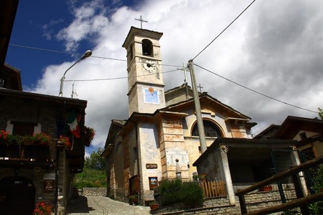 Val di Susa e Val Chisone: dove osano le ruote. Usseaux