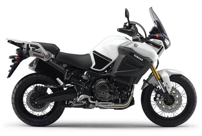 Yamaha XT1200 Z SuperTenere White