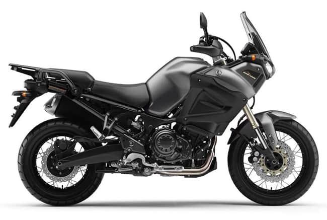 Yamaha XT1200 Z SuperTenere Grey