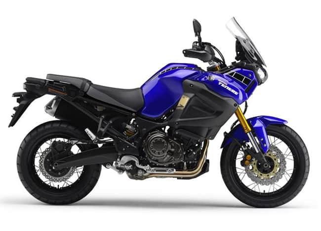 Yamaha XT1200 Z SuperTenere Blue
