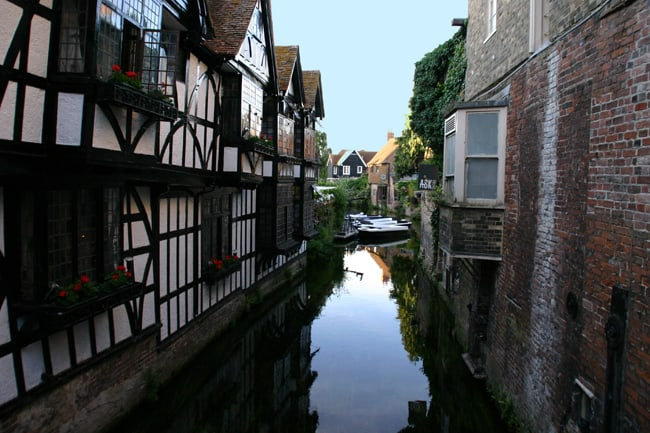 Inghilterra, Canterbury