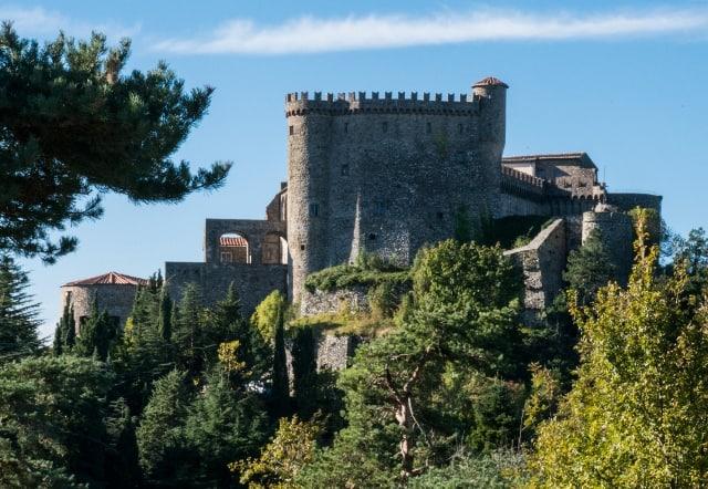 Lunigiana - Castello Malaspina di Fosdinovo