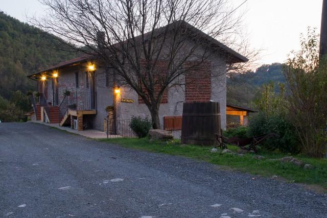Lunigiana: castelli, grotte e buona cucina. Il Picchio Verde